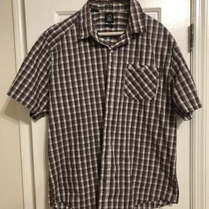 Volcom Classic Fit Button Up